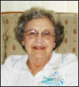 Mom 2013, Ninety years young.